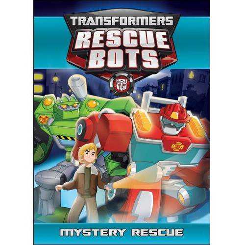 Transformers: Rescue Bots - Mystery Rescue (Widescreen)