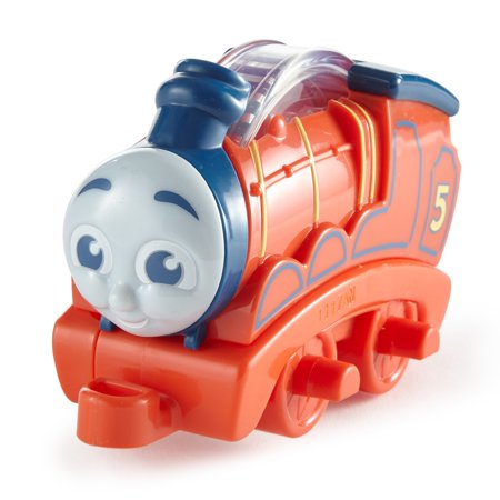 Trans Roller - My First Thomas & Friends James Rattle Roller Train Engine