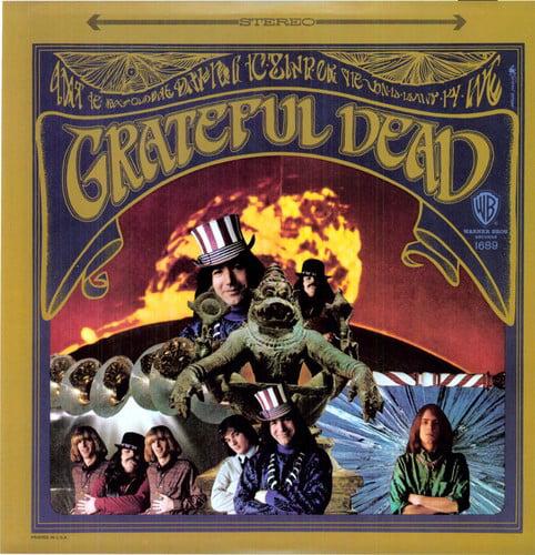 Grateful Dead (Vinyl) by Alliance