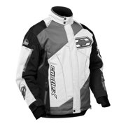 Castle X Thrust Mens Snowmobile Jacket White