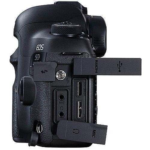 Canon EOS 5D Mark IV appareil photo reflex num?rique avec EF 24-70 mm f / 2,8L II USM Lens - Version internationale (Pas de garantie) 30PC Ensemble d'accessoires. Carte m?moire 64Go Comprend 2 + rempl - image 2 de 8