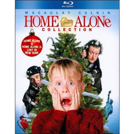 Home Alone / Home Alone 2: Lost In New York (Blu-ray)