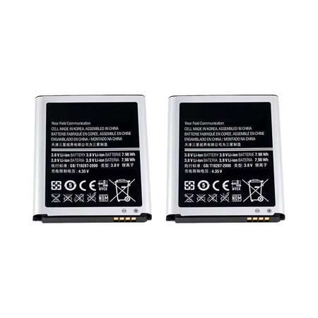 Replacement For Samsung EB-L1G6LLA Mobile Phone Battery (2100mAh, 3.8V, Lithium Ion) - 2