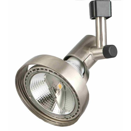 Lithonia Lighting  Nickel LED Front Loading Track Head