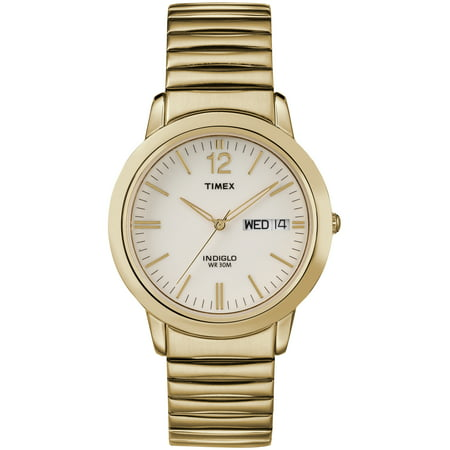 Men's Chambers Street Watch, Gold-Tone Stainless Steel Expansion Band