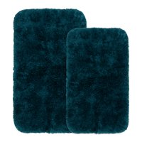 Mainstays Performance Polyester Bath Rug Collection