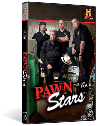 Pawn Stars, Vol. 4 by ARTS AND ENTERTAINMENT NETWORK