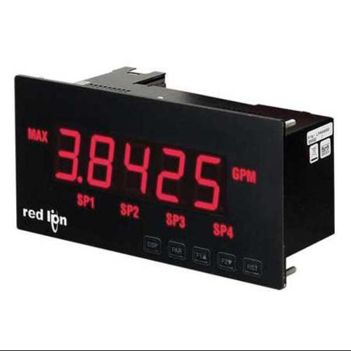 RED LION LPAX0500 5-Digit Large Display for Analog MPAX