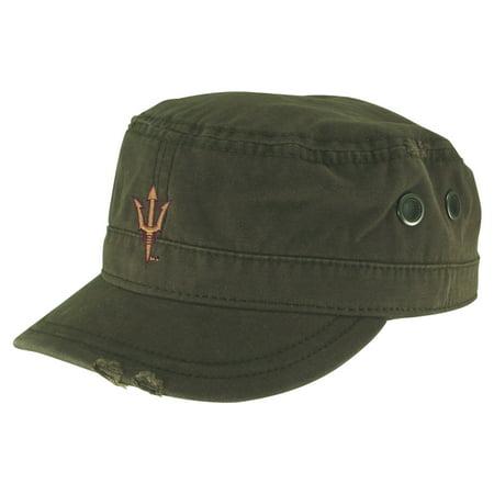 Arizona State University Sarge Military Hat