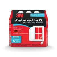 3M Indoor Window Insulator Kit