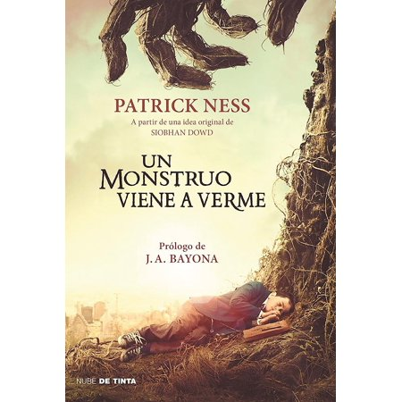 Un monstruo viene a verme / A Monster Calls: Inspired by an idea from Siobhan Do wd ?