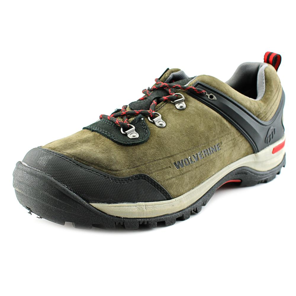 Wolverine Impact Trail Men  Round Toe Synthetic  Hiking Shoe