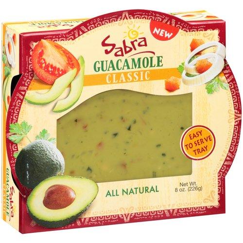Sabra Classic Guacamole, 8 oz