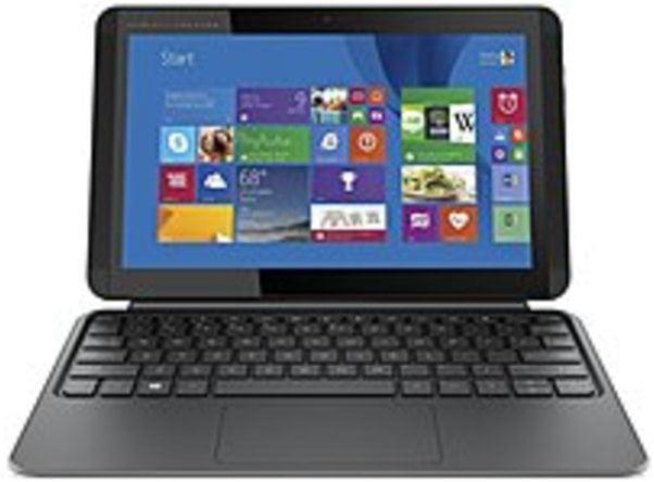 HP Pavilion x2 10-k010nr - Tablet - with detachable keyboard - Atom...