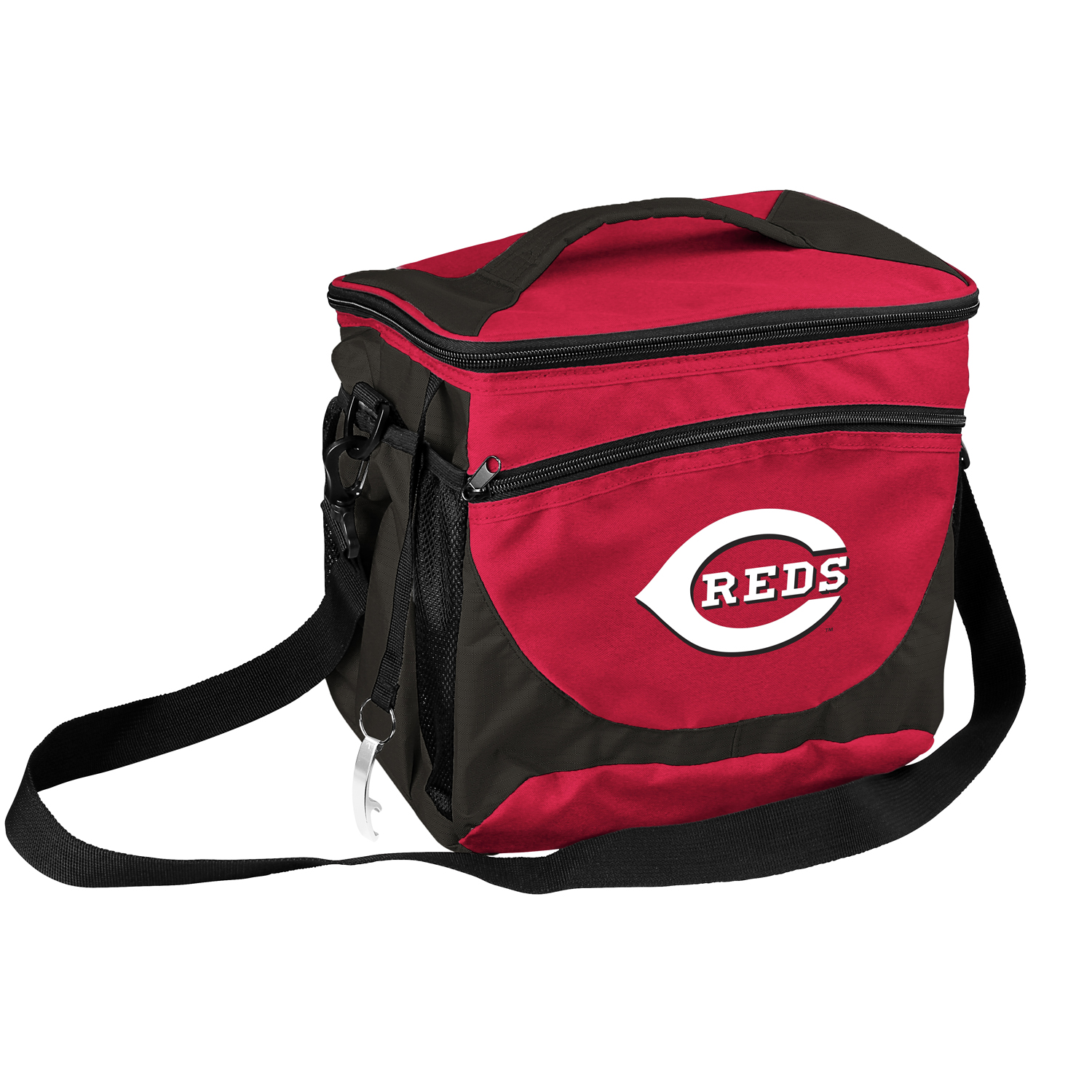 Cincinnati Reds Official MLB 24 Can Cooler by Logo Chair Inc. 508632