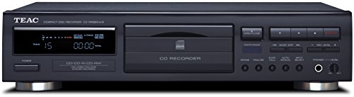 Teac CD-RW890MK2-B CD Recorder (Black) by TEAC