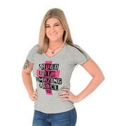Jesus Junior V-Neck T-Shirts Tee Tshirts Saved Amazing Grace Christ Religious