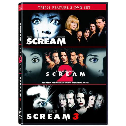 Scream 1 - 3 (Gift Set) (Widescreen)