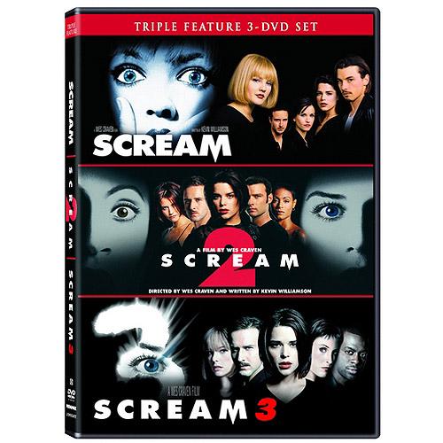 Scream 1 - 3 (Gift Set) (DVD)
