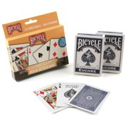 US Playing Card Company Bicycle Euchre Games