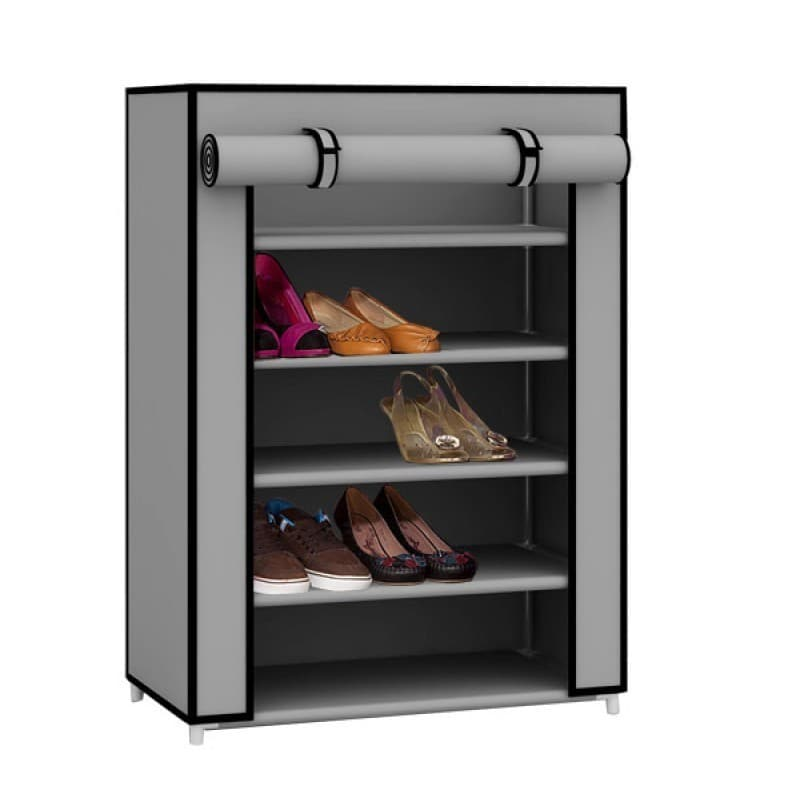 Sunbeam  5-tier Shoe Closet Rack