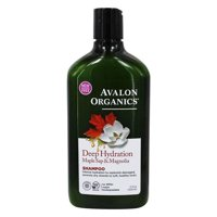 Alba Botanica 235388 11 fl oz Deep Hydration Shampoo - Maple Sap & Magnolia