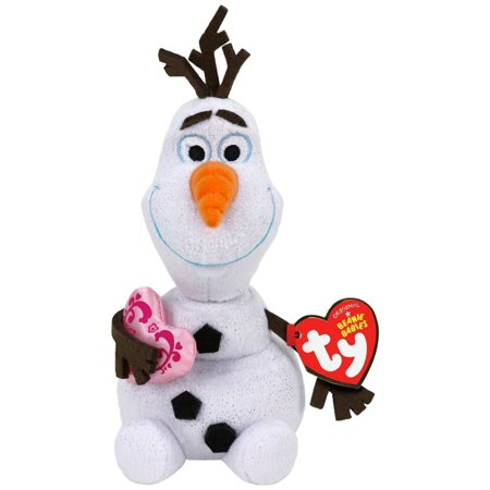 Frozen Olaf the Snowman with Heart 8