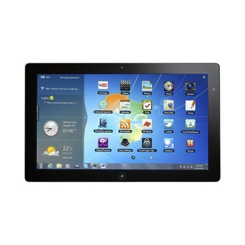 "Samsung 700T1A-A06 Tablet PC - 11.6"" - Intel Core i5 i5-2467M 1.60 GHz - Black 2N85781"