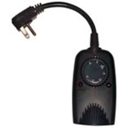 Shot Activated Timer (Tork 652B 15-Amp Light Activated Outdoor Dusk to Dawn and Countdown Timer with 2-Grounded Outlet )