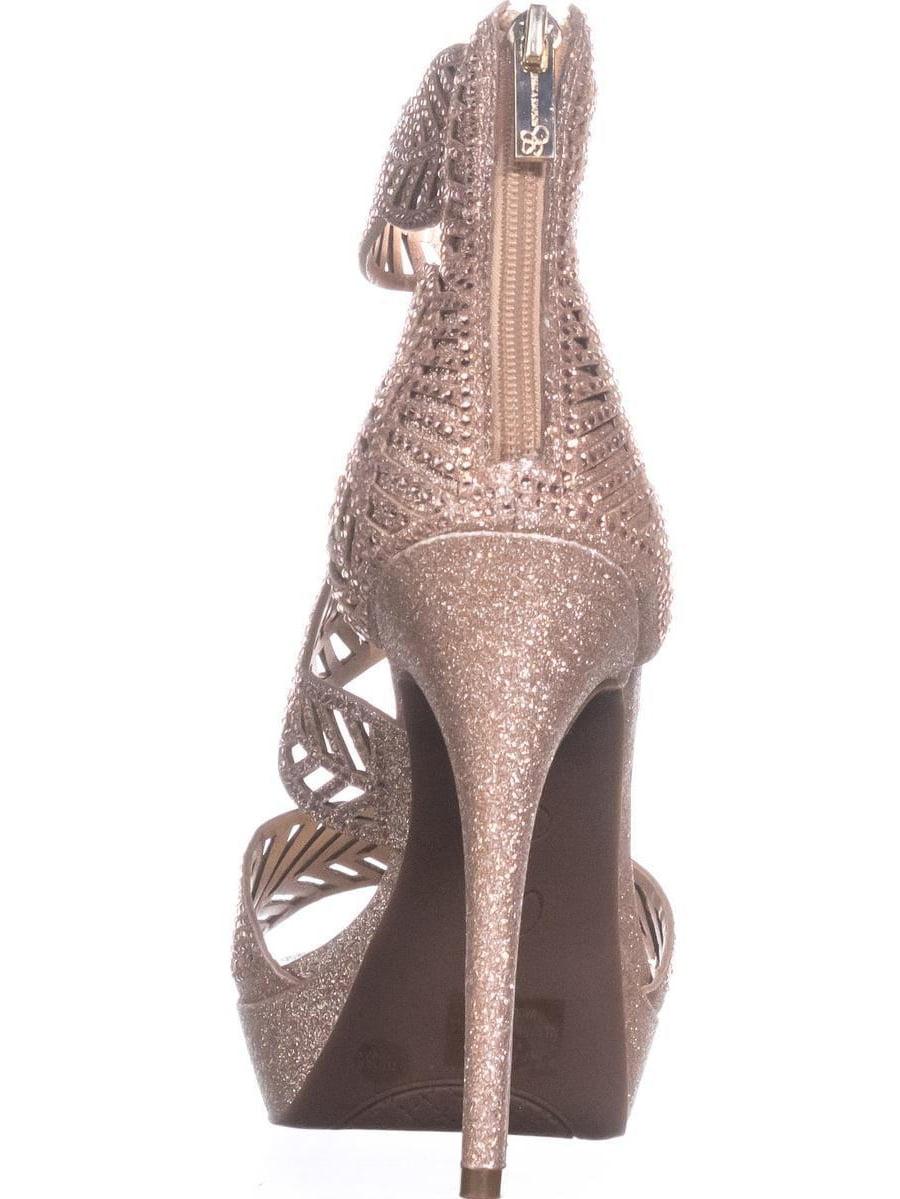 2ec36d3902f Jessica Simpson - Womens Jessica Simpson Bonilynn Platform Heeled Sandals