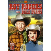 Roy Rogers With Dale Evans 16 (DVD)