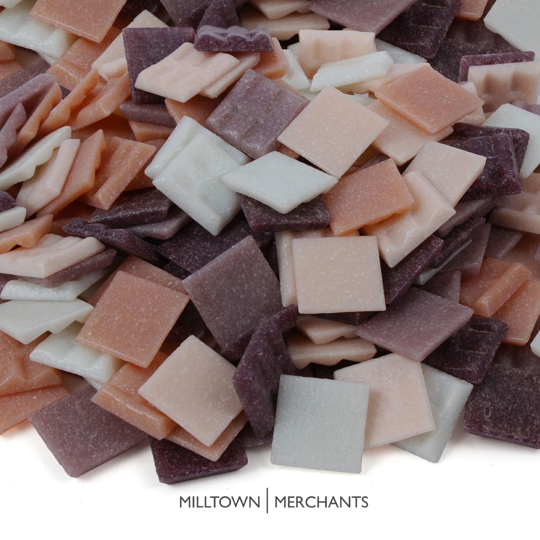 Milltown Merchants 3/4 Inch (20mm) Venetian Mosaic Tile - Bulk Blend Mosaic Tiles - Tile Assortment For Backsplash, Murals, and Mosaics