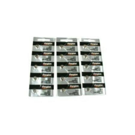 377 / 376 Battery SR626SW Energizer Watch Batteries (15 (Energizer Watch Battery)
