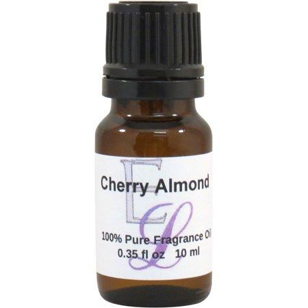 Cherry Almond Fragrance Oil, 10 (Japanese Cherry Blossom Fragrance Oil)