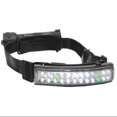 FOXFURY 400-006 Helmet Light,LED,82 lm, Black
