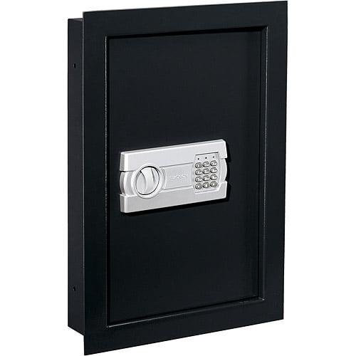 Stack-On IWC-55 Full-Length In-Wall Gun/Storage Cabinet - Walmart.com