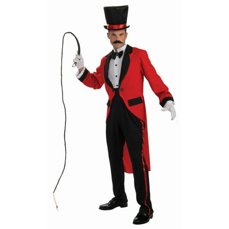 Halloween Ring Master Adult Costume