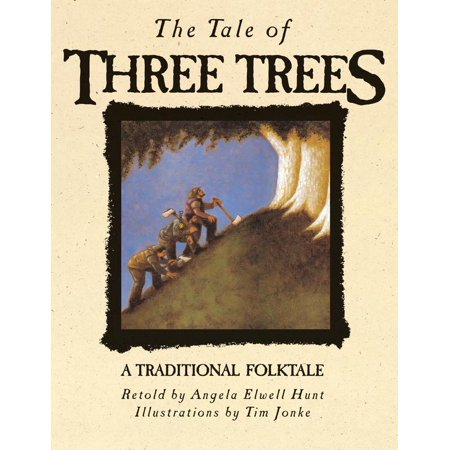 The Tale of Three Trees - Halloween Cock