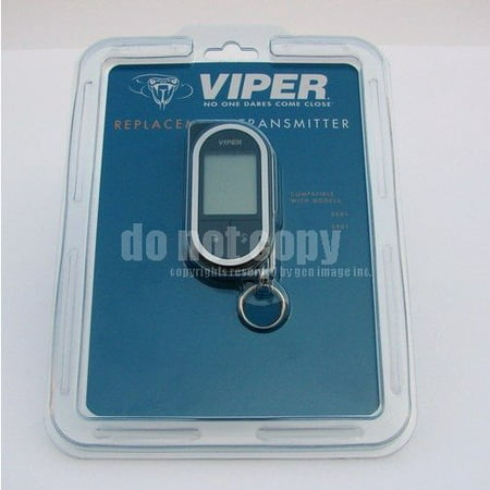 DIRECTED 7752V VIPER 2-WAY LC3 SST LCD RESPONDER REPLACEMENT