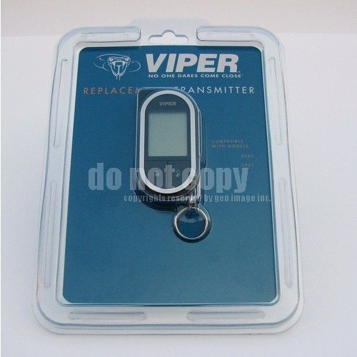 DIRECTED 7752V VIPER 2-WAY LC3 SST LCD RESPONDER REPLACEMENT REMOTE