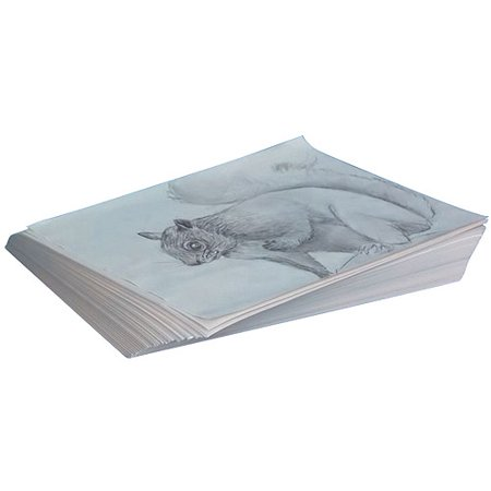 Sax Plain White Newsprint Newspaper  Ream Of 500 Sheets