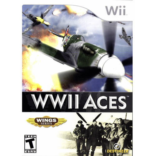 Wwii Aces (Wii) - Pre-Owned