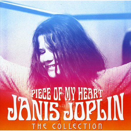 Joplin Collection - Janis Joplin - Piece of My Heart-the Collection [CD]