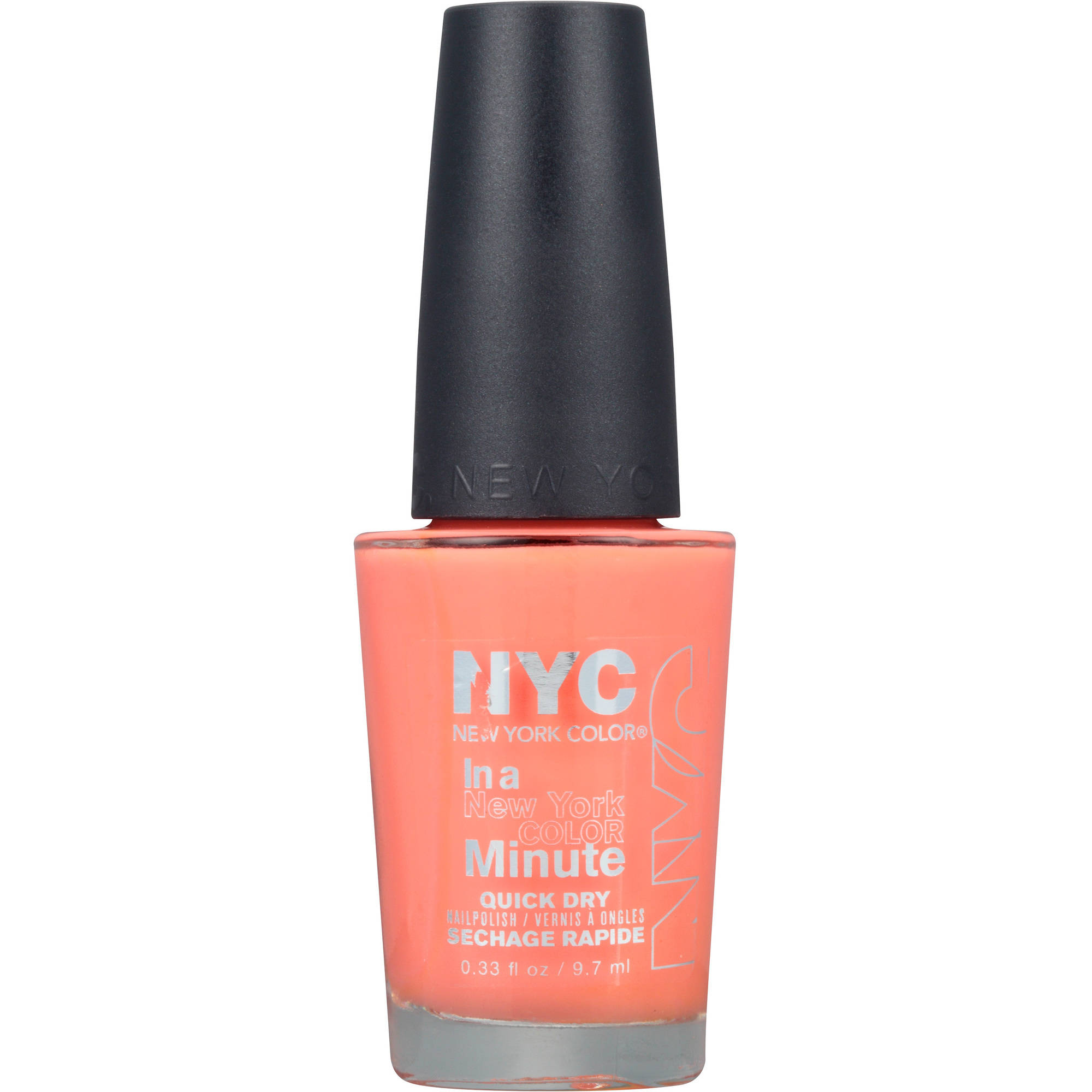 NYC New York Color In a New York Color Minute Nail Polish, 267 ...