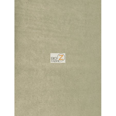 Microfiber Suede Upholstery Fabric / Lichen / Passion Suede Microsuede ()