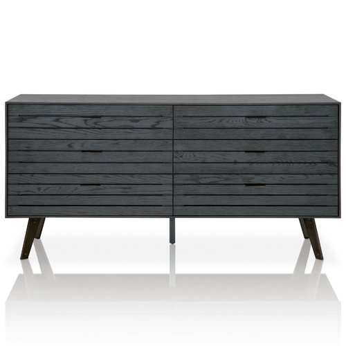 Union Rustic Mahore 6 Drawer Double Dresser