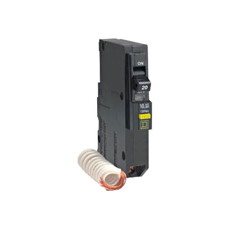 gfi schematic wiring methods square d qo120gfi qo qwikgard 20 amp singlepole gfci #6