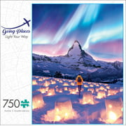 Buffalo Games - Going Places - Light Your Way - 750 Piece Jigsaw Puzzle