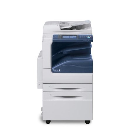 Refurbished Xerox WorkCentre 5330 Black and White Laser Multifunction Copier - 30ppm, Copy, Print, Color Scan, Auto Duplex, Network, A3, A4, 2 Trays, (Scanner Tray Kit)