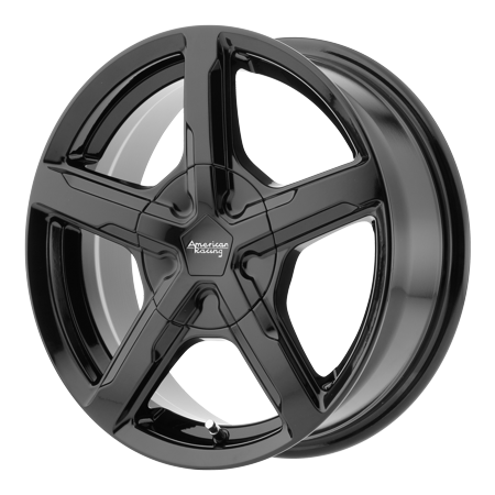 American Racing 92167021340 AR921 Series Trigger Wheel Size: 16 x 7 Bolt Circle: American Racing Pro Series